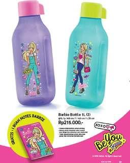 Barbie bottle 1 liter