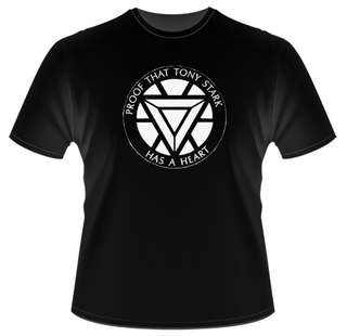 PRE-ORDER Iron Man Tony Stark t-shirt