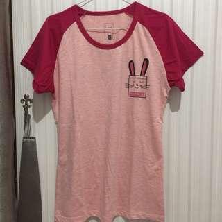 Kaos Tzone Pink ORIGINAL