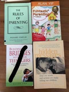 Non-fiction books on parenting