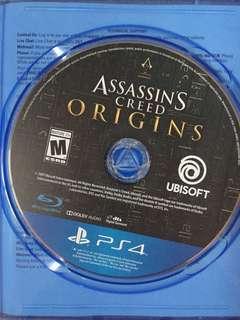 🚚 assassin's creed origins ps4