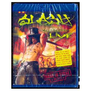 Slash - Live - New Blu-Ray