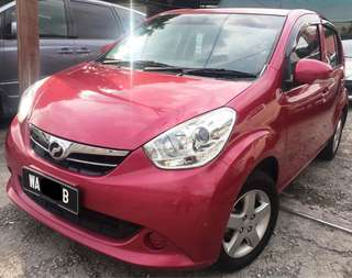 2014 Perodua Myvi 1.3 (Auto) Limited Color Low Mileages like NEW