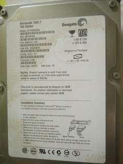 Seagate hdd 160 gb