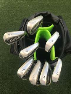 XXIO Golf Irons full set at discounted price!
