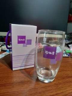 🚚 全新陶板屋玻璃杯