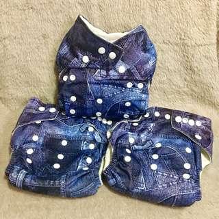 Next 9 Diaper Cloth