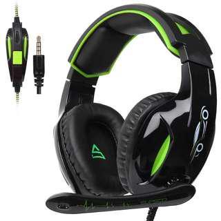 1503. SUPSOO G813 Xbox One, PS4 Gaming Headset