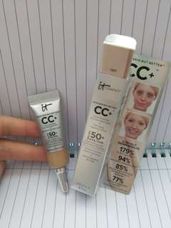 It Cosmetics CC Cream ( light ) [4ml]