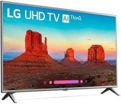 LG 2018 4K UHD 50UK6500