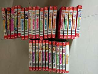 Nakayoshi (serial cantik series) 1-31