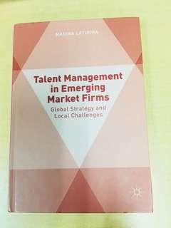 🚚 Talent management in emerging market firms