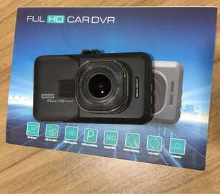 Dash Cam 3inch 720HD Car Camera Recorder