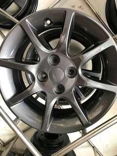 Perodua new rim