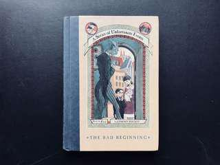 A Series of Unfortunate Events: #1 The Bad Beginning