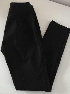 Portmans Black Fitted Work pant 6