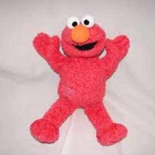 Elmo from japan