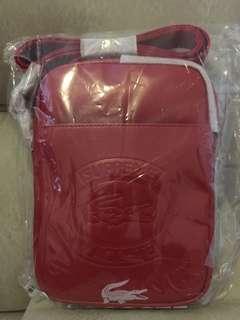 Supreme Lacoste Shoulder Bag