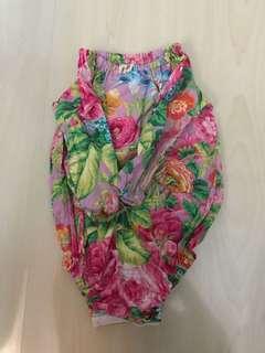 Bubba & Kokok Fashion Off Shoulder