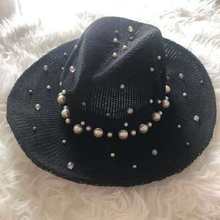 Authentic Korean Bling Bling Hat