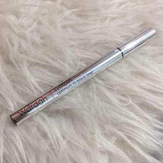 Wardah Eyeliner Pen ( Masih Segel )