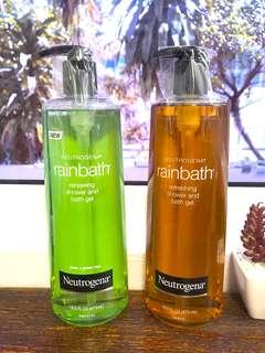 Neutrogena rainbath renewing shower and bath gel