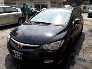 Honda FD 2.0cc 🇸🇬
