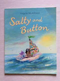 Salty and Button (Angela McAllister)