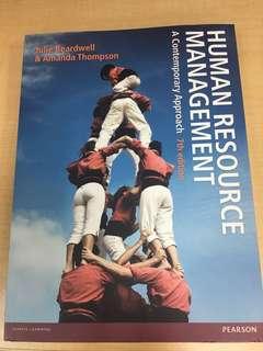 🚚 Human Resource Management a contemporary approach