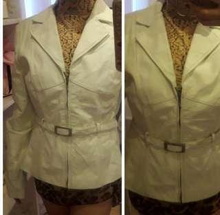 🔴super sale🔴 leatherette jacket