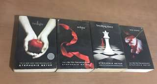 Twilight  Books by Stephenie Meyer