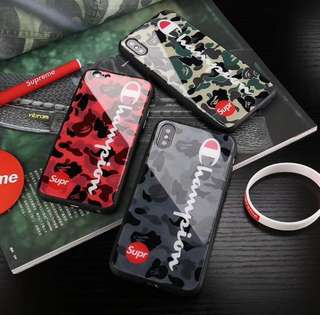 iPhone case 6/7/plus/ X 需訂購款式(pre -order)