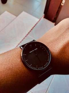 Paul Valentine Simple Luxury Cheap Watch