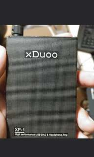 Xduoo XP1 Usb Dac amp