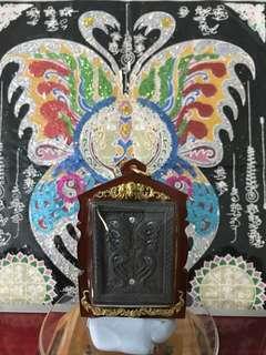 Butterfly Kruba Krissana Thai Amulet