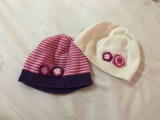 Mothercare Baby Hat Crochet up to 6months