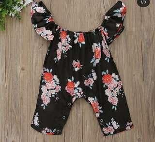 Jumpsuit anak bayi / dress summer / atasan bayi
