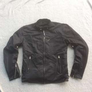 FIVE AND STROKE MOTOCYCLE RIDE JACKET