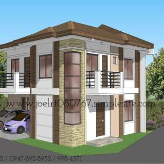 Corner House and Lot in North Fairview Park Subd. near Ice cream house