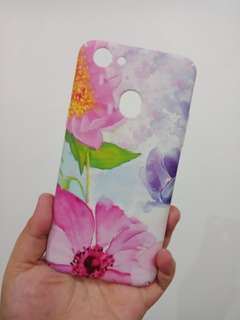 Floral case OPPO F5