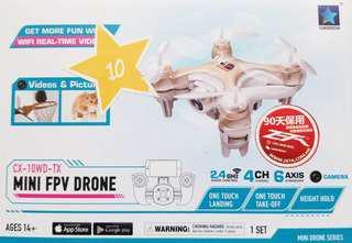 袖珍航拍機-MINI FPV DRONE