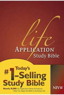 🚚 NIV Life Application Study Bible