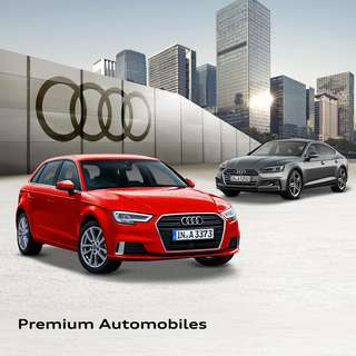 Audi prices on hold for this weekend only