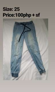 Ragged Jeans