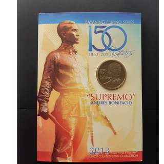 Supremo Coin Set