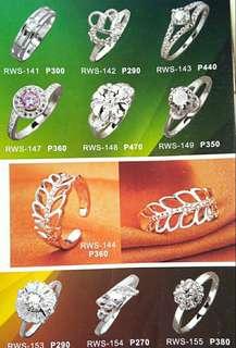 Ladies Ring Silver 92.5