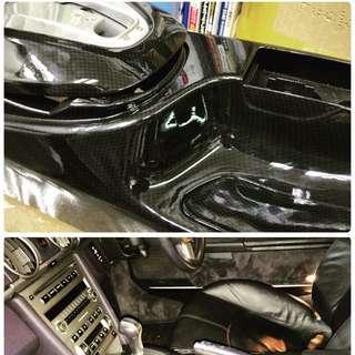 車廂內裝飾件翻新服務