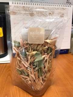 Lemongrass and pandan herbal tea 泰式香茅茶