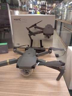 Cicilan Drone Mavic Pro Combo