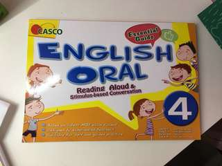 English Oral P4